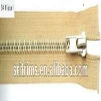 Zippers Metal Manufacturer