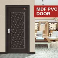 High quality MDF PVC Interior Doors for rooms
