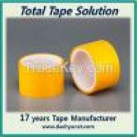 PET silicone Masking Tape High Heat Resistance insulation effect Manufacturer
