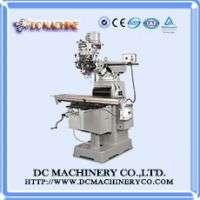 Turret milling machine dx6325a Manufacturer
