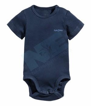 3c7c0aa073 Newborn Half Sleeve Baby Girl Boy Cotton Clothes Bodysuit Romper Jumpsuit  Playsuit Outfits