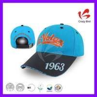 winter Caps 3D Embroidery baseball cap Manufacturer