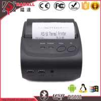 thermal computer usb bluetooth bill printer