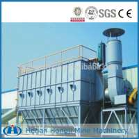 cyclone dust collector DMC pusle bag dust filters iso certificate Manufacturer