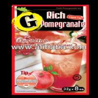 Gold Pomegranate Tea 8 packets Manufacturer
