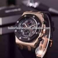 TF160622002 famous watch Mens Date Stainless Steel Band Quartz Sport Analog Wrist Watch Manufacturer