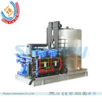 New item hot selling Professional flake ice plant Manufacturer