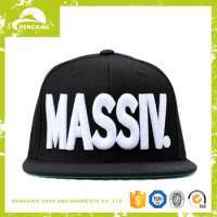 Custom Snapback fashion Hats Manufacturer