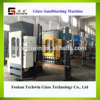 Automatic Glass Sand Blasting Machine Manufacturer