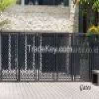 Metal gates &ampamp fences Manufacturer