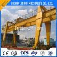 mobile gantry crane 50 ton double girder gantry crane 10 ton Manufacturer