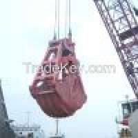 rope dredging grab bucket 15 years experience Manufacturer