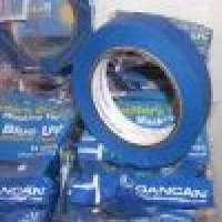 24 Rolls Blue Masking Tape Grade Painters Supplies Manufacturer