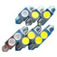 bright interior festoon car LED light SMD Manufacturer