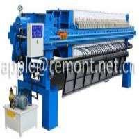 PLC Control Automatic PP Membrane Filter Press Manufacturer