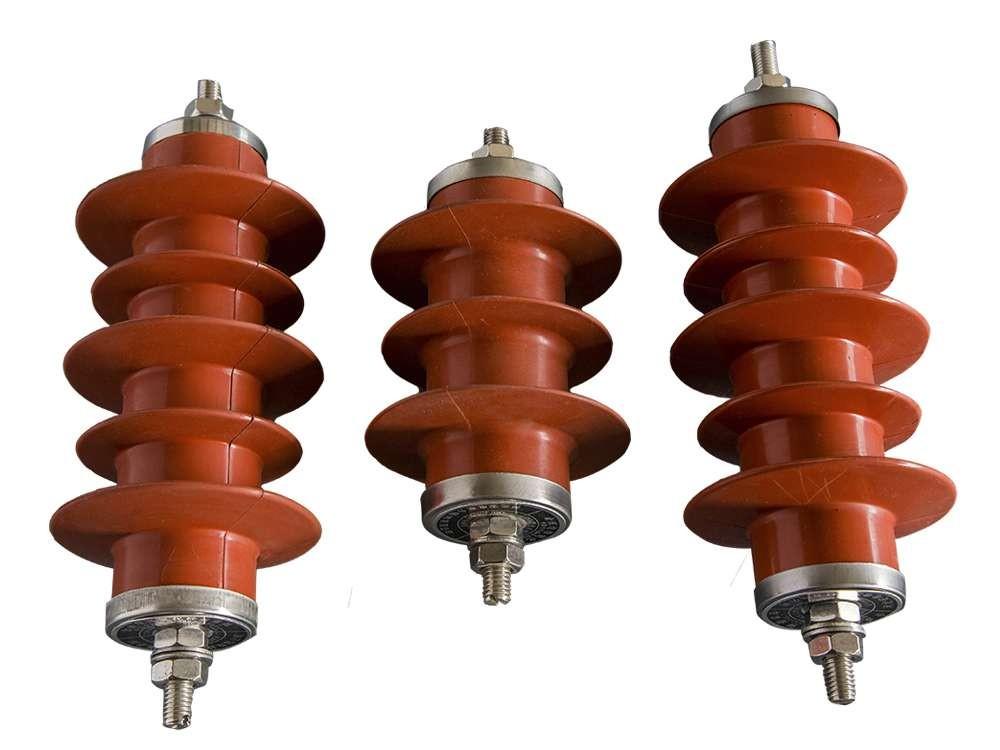 Composite insulator series