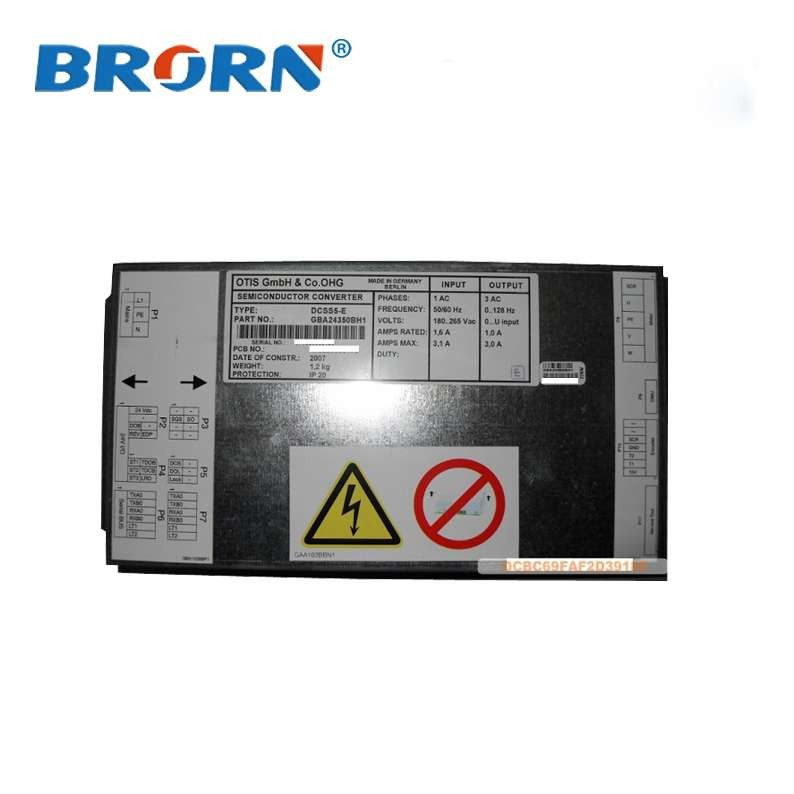 Elevator door control box GBA24350BH1 for elevator parts