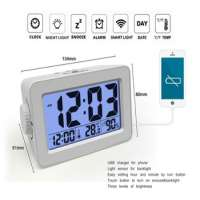 smart cube alarm Digital calendar clock  Manufacturer