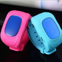kids smart watch children gps tracker wriest android smart watch Q50 Manufacturer
