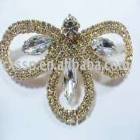 Crystal Shoes Accessories Manufacturer