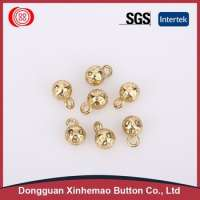 ECO friendly shank round alloy pendant metal jeans button clothing jackets Manufacturer