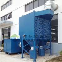 Big Flow Industrial Cyclone Dust Collector Manufacturer