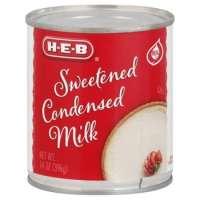 Sweetened Condensed Milk 390g