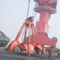 rope orange peel grab bucket scrap grabs Manufacturer