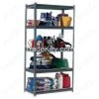 5 Shelf Garage Storage Shelving Rack Unit Manufacturer
