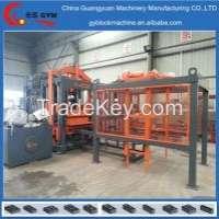 Automatic production machinery hollow block machine cement earth block making machine Manufacturer