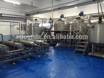 table margarine production line