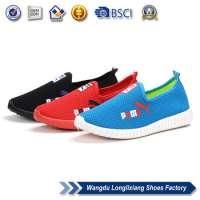 Women footwear ladies canvas shoes Manufacturer