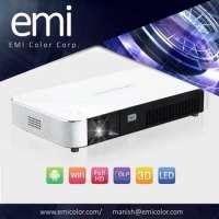 DLP 3D LED Mini Projector