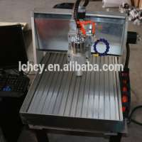FL4060 15kw desktop cnc engraving machine metal aluminum copper Manufacturer