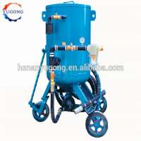 dustless glass sand blasting machine Manufacturer