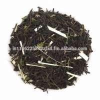 Nargis Tulsi Lemongrass Green Tea Holy Basil Blended Chai Loose Leaf FL 7
