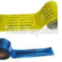 Vinyl Tapes and detectable warning tape pipes protection Manufacturer