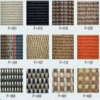Sisal Yarndyed carpet Manufacturer