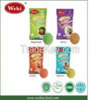 Indonesian mui fresh vegetable powder granulated seasoning Manufacturer
