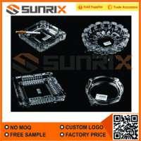 Portable Glass Ashtray Manufacturer
