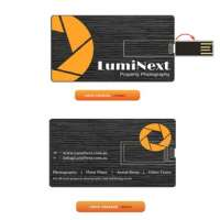 Ultra-thin credit card USB pen drive
