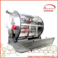 Halal cattle butchery slaughter equipment reverse slaughtering case cow meat processing line Manufacturer