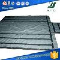 black pvc dring tarpaulin sheet Manufacturer