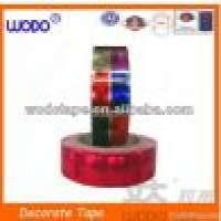 PVC adhesive tape decoration decorative tape Manufacturer