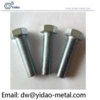DIN933 bolt High strength bolt TC bolt hex bolt Manufacturer