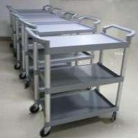 Plastic hand trolley Manufacturer