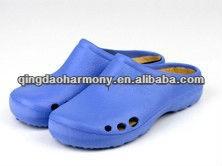 EVA antislip cleanroom work shoes