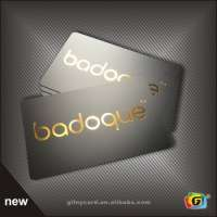 Full Color Printing Credit Card Size PVC Plastic Cards Manufacturer