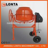 portable mini concrete mixer