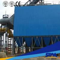 dust collectorBig Flow Industrial Cyclone Dust Collector Manufacturer